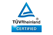 TUV Rheinland Certification Label